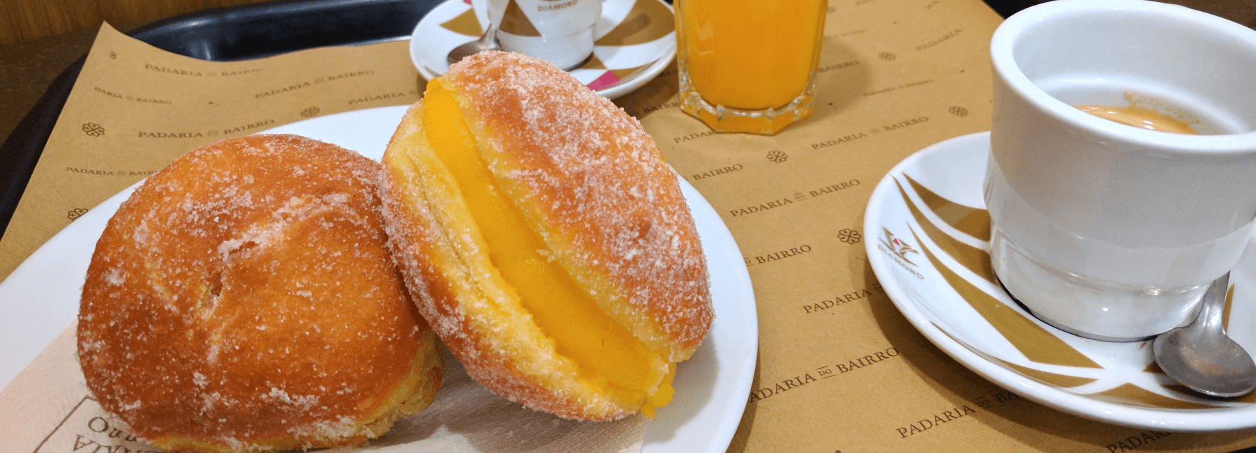 bolas de berlim as served during a food tour at treasures of lisboa
