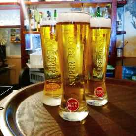 Portuguese Beer to be tasted during the best food tour in Lisbon with treasures of lisboa food tours
