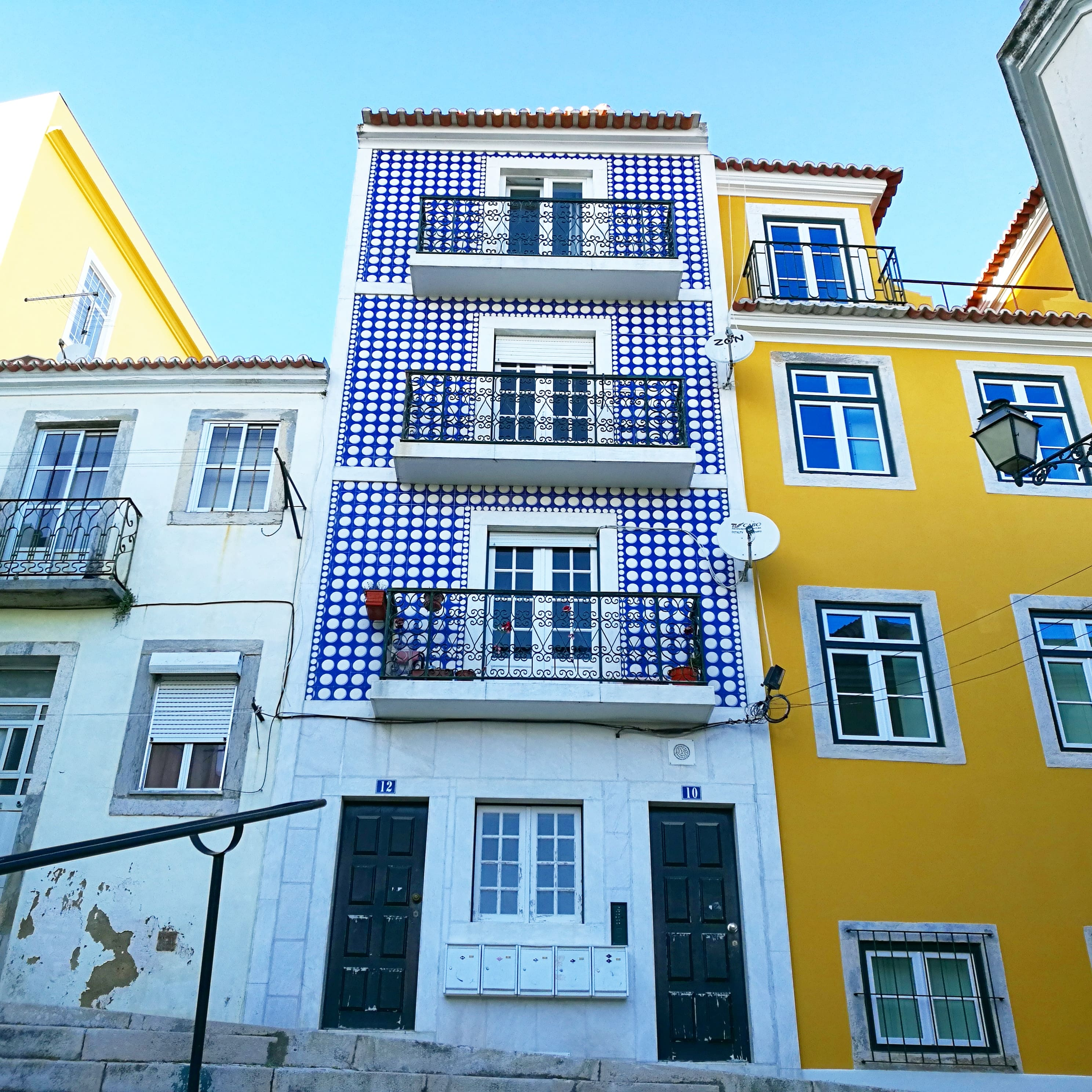 visit alafama during our walking food tours in lisbon