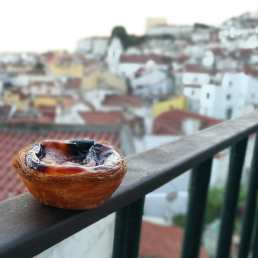 the best pastel de nata is served with treasures of lisboa food tours the best food tours in lisbon