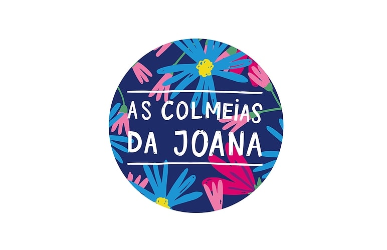 as colmeias da joana logo