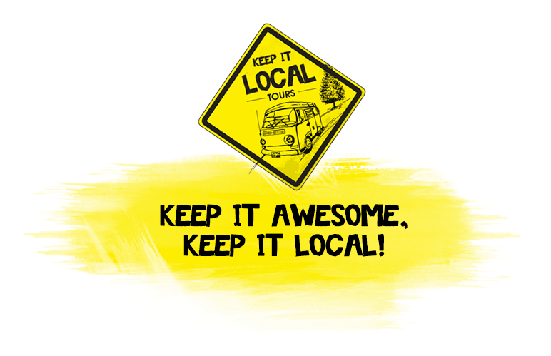 keep it local tours logo